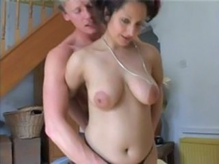 British European Mom Nipples Old and Young