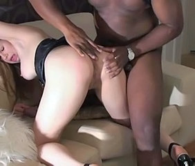 Ass Interracial
