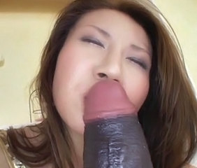 Amazing Asian Dildo Japanese  Solo Toy