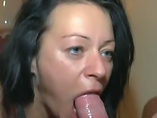 Amateur Blowjob European German