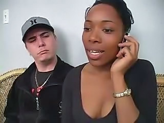 Ebony Interracial Wife