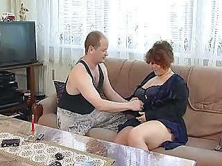 Big Tits Chubby Homemade Mature Mom Russian