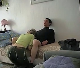 Amateur Blowjob Clothed Homemade  Mom Old and Young
