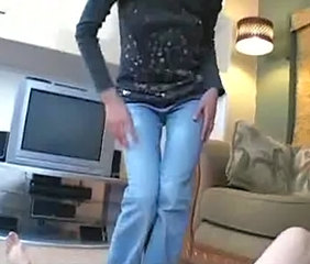 Amateur Homemade Jeans Pov Wife