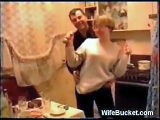 Amateur Drunk Homemade Kitchen Mature Swingers Wife
