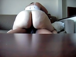 Amateur Ass  Homemade Riding