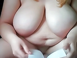 Big Tits Natural Webcam Wife