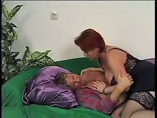 European German Mature Stockings Wife