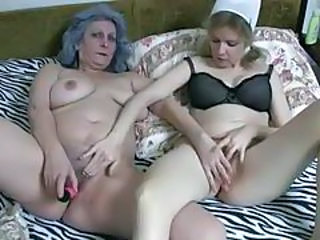 Lesbian Mature Old and Young Toy