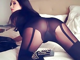 Ass  Panty Pantyhose