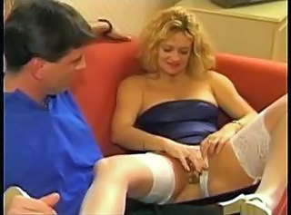 Blonde European German  Stockings