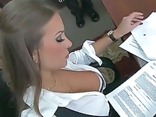 Amazing Cute  Office Secretary