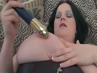 Big Tits Corset Dildo  Nipples Toy Wife