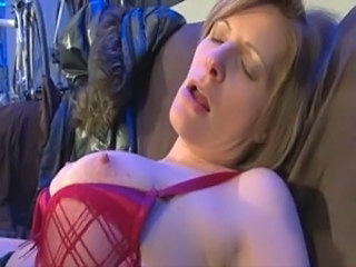 Big Tits Mature Sleeping