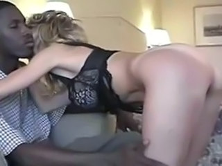 Big Tits Interracial Mature