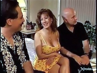Big Tits Double Penetration Mature Threesome