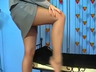 Legs Mature Stockings