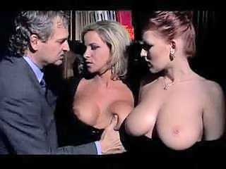 Big Tits European Italian  Natural Threesome Vintage