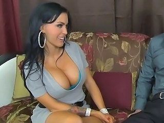 Amazing Big Tits Brunette Cute  Pornstar