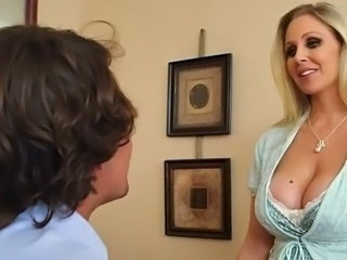 Amazing Big Tits Blonde