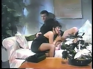 Blowjob Clothed  Stockings Vintage