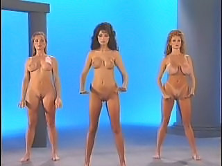 Dancing Erotic  Nudist