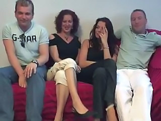 Amateur Groupsex  Swingers Wife