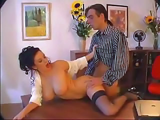 Big Tits Doggystyle Hardcore  Office Stockings