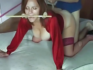 Amateur Doggystyle Fetish Homemade  Stockings Wife