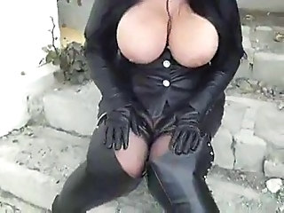 Amateur  Big Tits Fetish Natural Outdoor