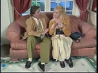 Blonde European German  Pornstar Vintage