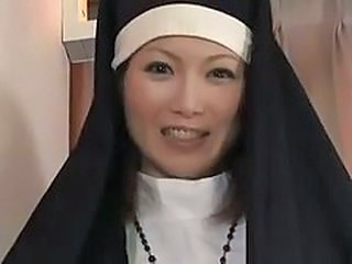 Asian  Nun Uniform