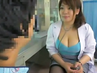 Asian Big Tits Japanese  Stockings