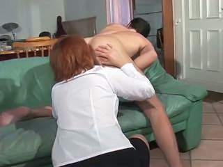 Casting European French Licking Mature