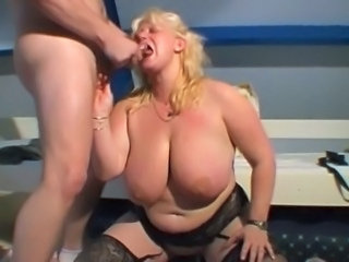 Big Tits Blonde Blowjob Mature Natural