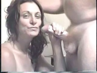 Amateur Cumshot Homemade Mature Older Swallow Wife