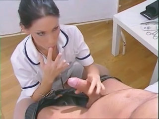 Blowjob  Nurse Uniform