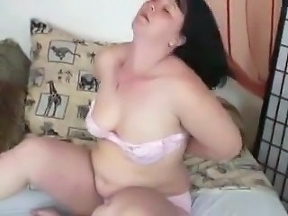 Chubby Lingerie Mature Mom Old and Young