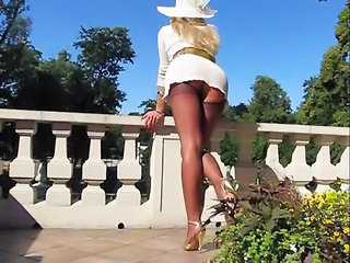 Amazing Ass Legs  Outdoor Stockings