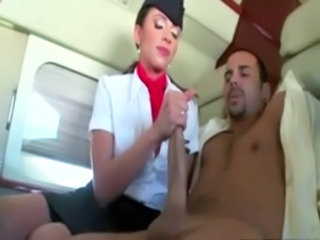 Handjob  Uniform