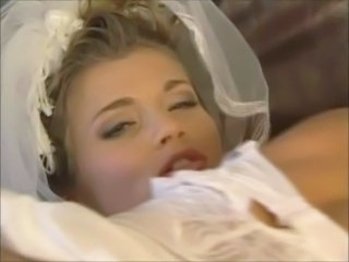 Amazing Bride Cute  Threesome