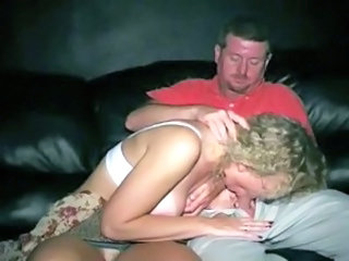 Amateur Blowjob Clothed  Public