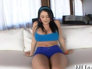 Amazing Big Tits  Pigtail