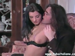 European Italian Kissing