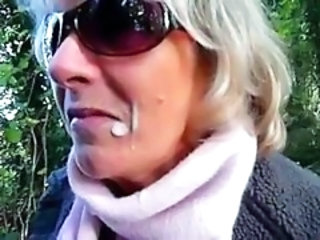 Amateur Cumshot Facial Mature Outdoor Pov