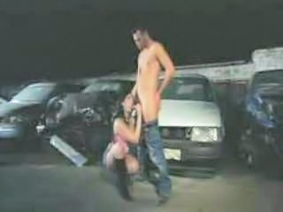 Blowjob Car European Italian  Outdoor Pornstar Public