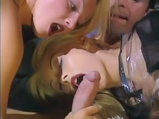 Blowjob Fetish  Pornstar Threesome