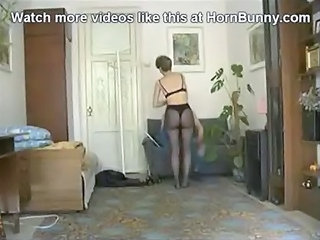 Amateur Ass Homemade Mature Mom Old and Young Pantyhose