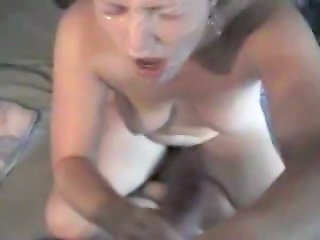 Amateur Cumshot Facial Homemade Wife