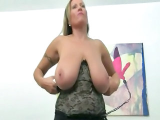 Big Tits Mature Tattoo